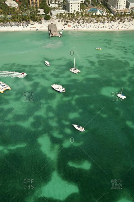 The Aruba coastline - Offset Collection