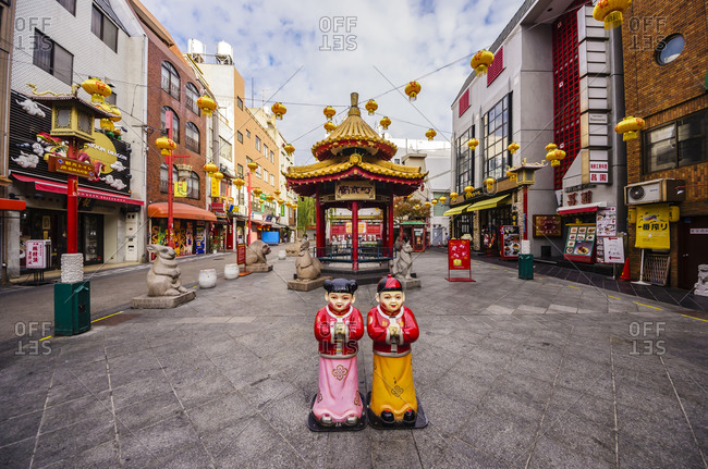 Chinatown, Kobe, Japan