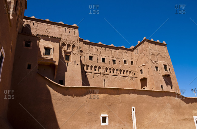 Large traditional house in Morocco
