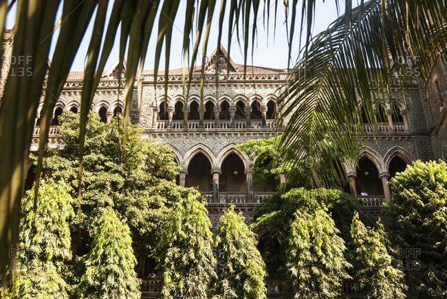 The Bombay High Court in Mumbai, India