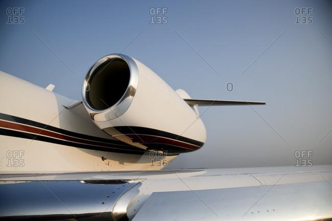 An aircraft engine