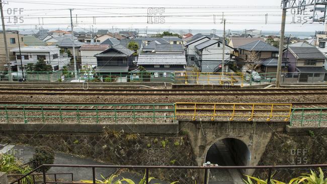 Overpass in Kobe-shi, Japan