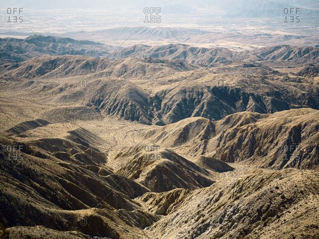 Hills of Joshua Tree National Park