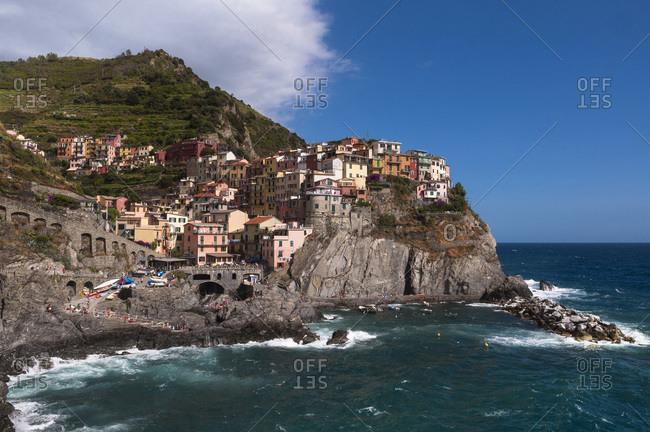 View of Manarola, Cinque Terre