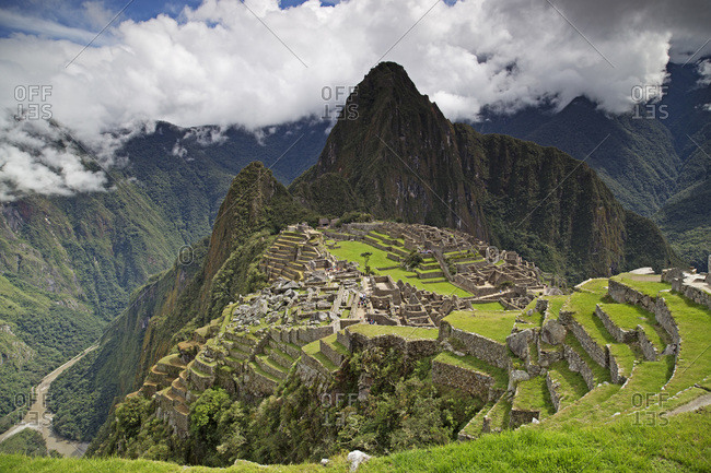 Machu Picchu, Peru - Offset Collection