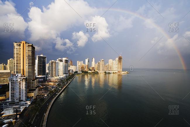 Panama City, Panama - Offset Collection