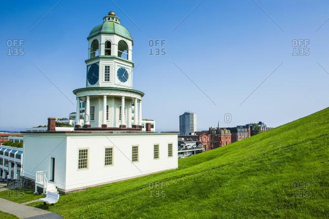 Halifax Town Clock, Halifax, Nova Scotia, Canada