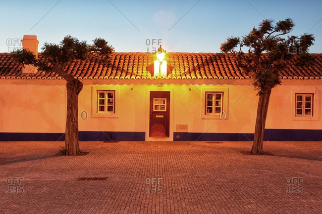 Building in Porto Covo - Offset