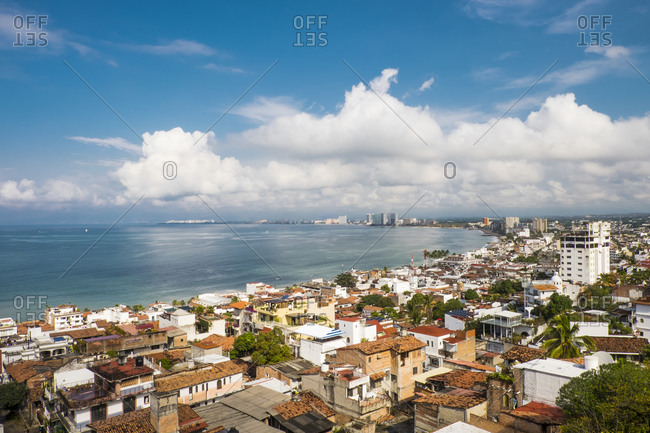 Banderas Bay from the Offset Collection