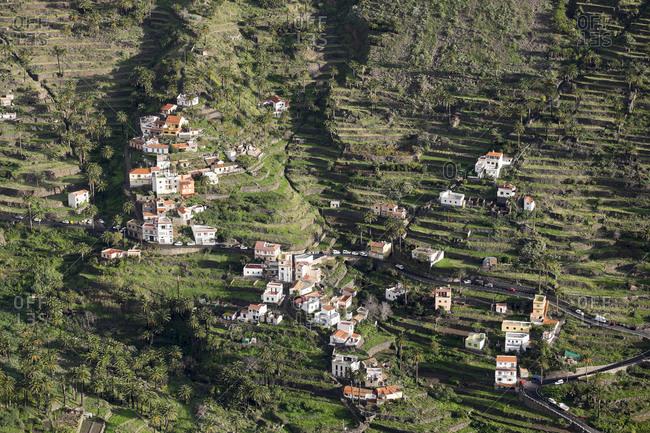 View to La Vizcaina - Offset