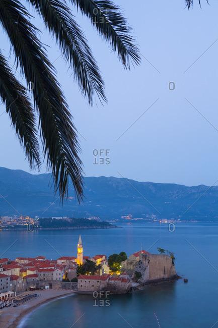 Stari Grad in Budva, Montenegro, Europe