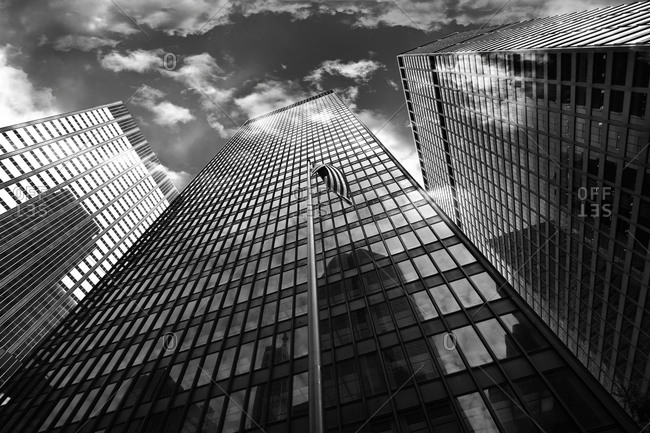 New York, NY, USA - March 3, 2015: The Seagram Building in Manhattan, New York City