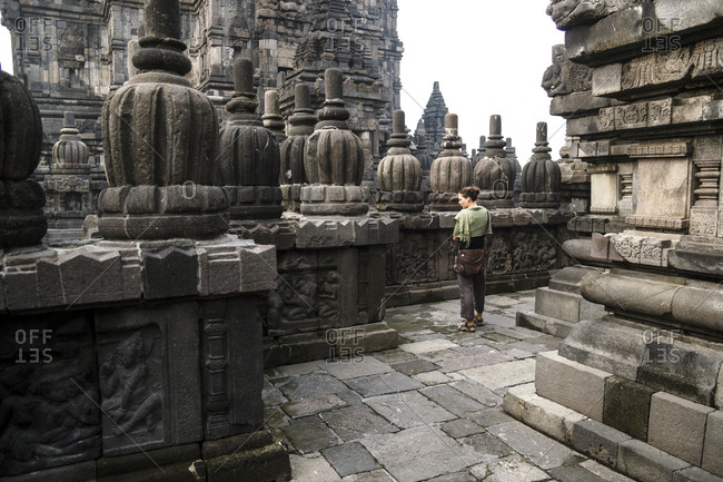 Temples of Prambanan, Indonesia