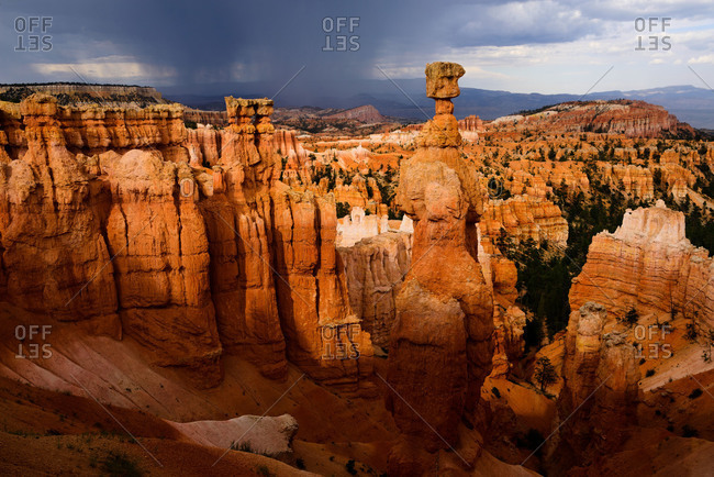 Thor's Hammer in Bryce Canyon National Park, Utah