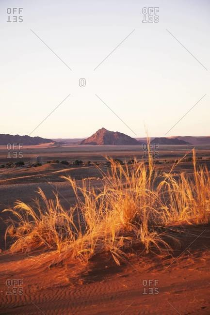 Sunrise at Sossusvlei, Namibia