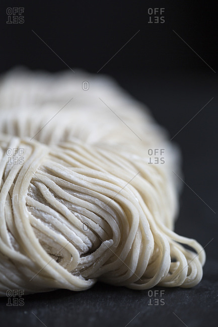 Raw fujian noodles - Offset Collection