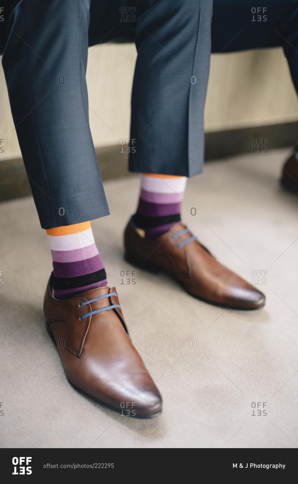 Brown Shoes Dress Pants