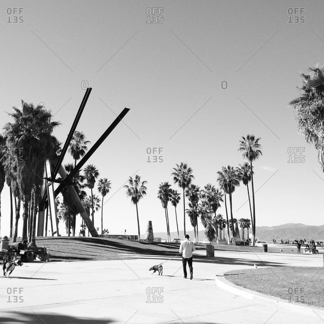 May 26, 2015: Declaration by Mark di Suvero in Venice, Los Angeles