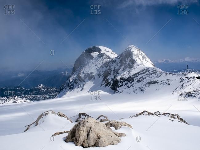 Dachstein Mountains, Alps, Styria - Offset