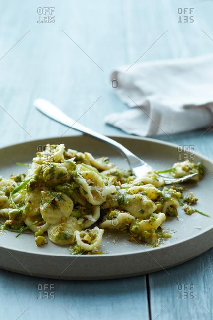 Orecchiete pasta