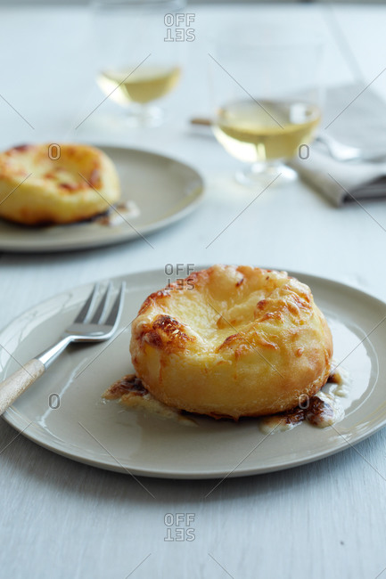 Cheese souffle_