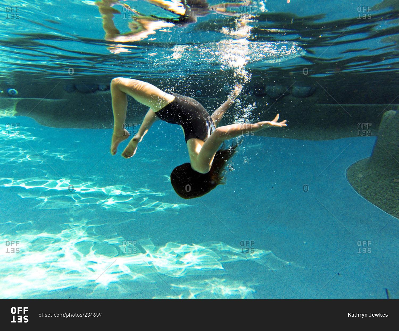 somersault stock photos - OFFSET