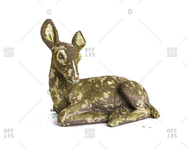 Deer lawn ornament