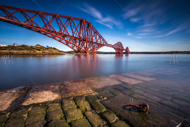 The Forth Bridge, Scotland