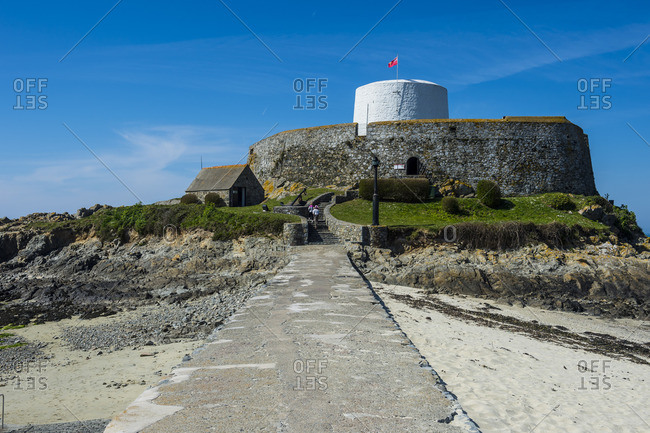 Fort Grey Shipwreck Museum, Saint Pierre du Bois, Guernsey, Channel Islands, United Kingdom, Europe