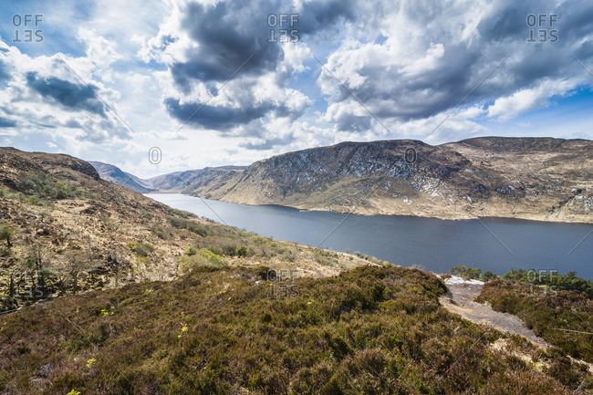 Glenveagh National Park, County Donegal, Ulster, Republic of Ireland, Europe