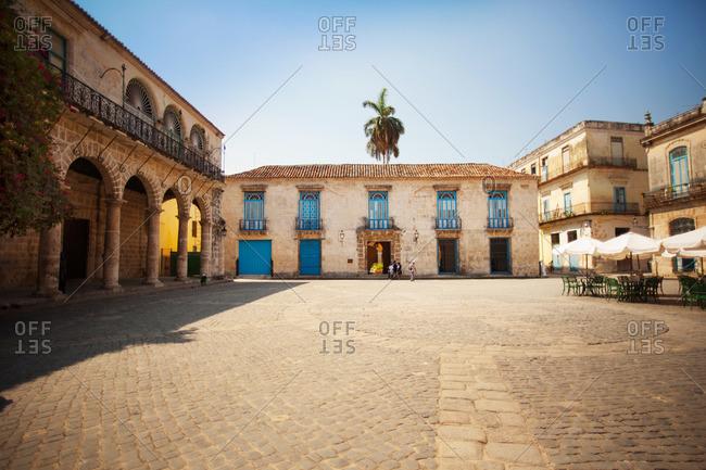 Museo de Arte Colonial in Havana, Cuba