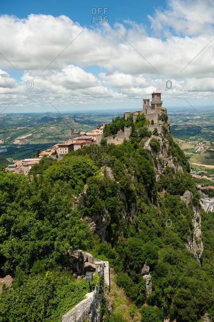 Guaita Fortress, San Marino