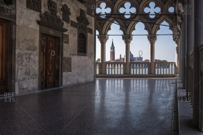 View from Doge's Palace, Venice