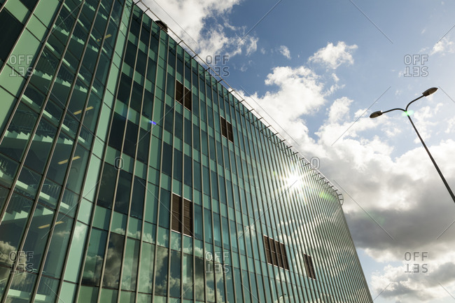 Modern office building, Tallinn