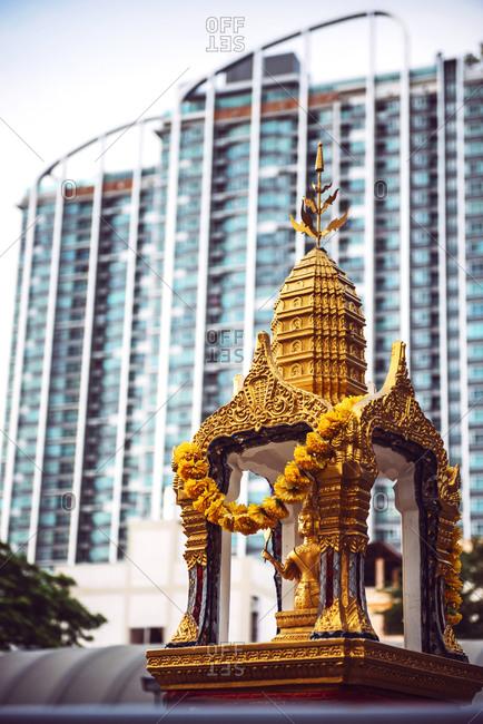 Phra Phrom altar