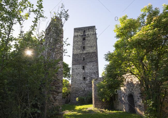 Schauenstein castle