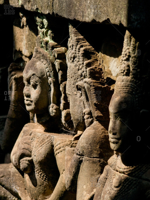 Angkor Wat archaeological park, Cambodia