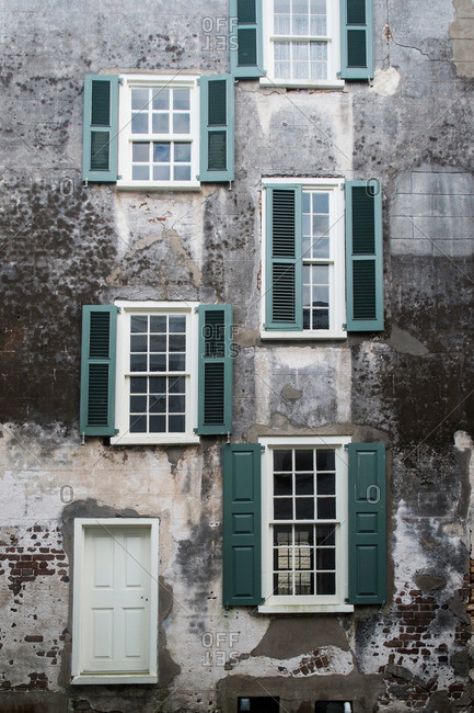 Architecture in Charleston, South Carolina