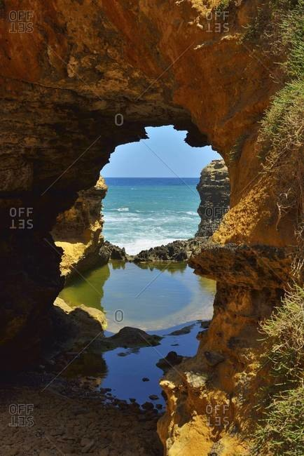Sea Grotto, The Grotto, Port Campbell, Great Ocean Road, Victoria, Australia