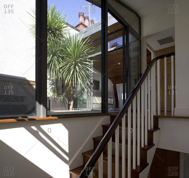 Contemporary London Home: Home Stock Photos
