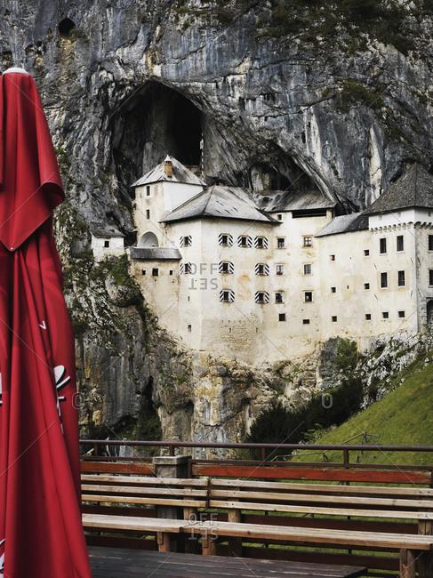 Predjama Castle of Inner Carniola, Slovenia