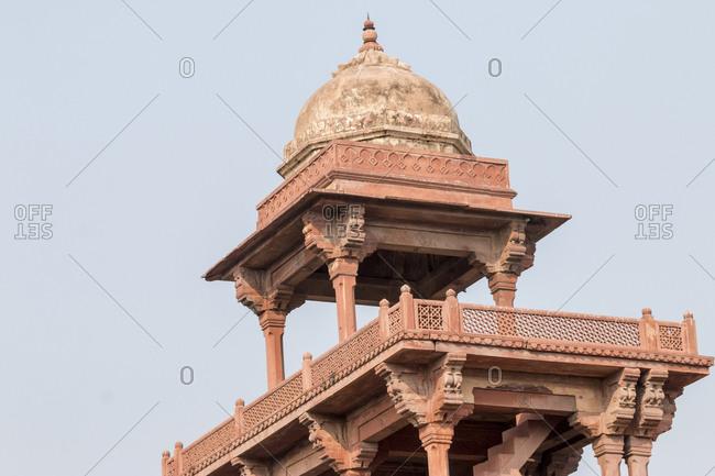 Fatehpur Sikri, Mughal Empire Mosque