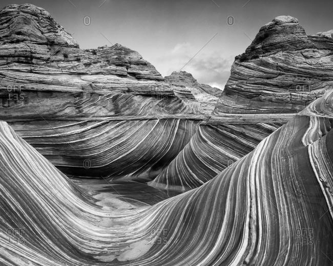 Vermilion Cliffs Wilderness, Paria Canyon