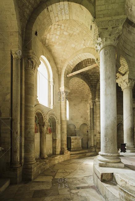 Saint Antimo's Abbey, Castelnuovo dell