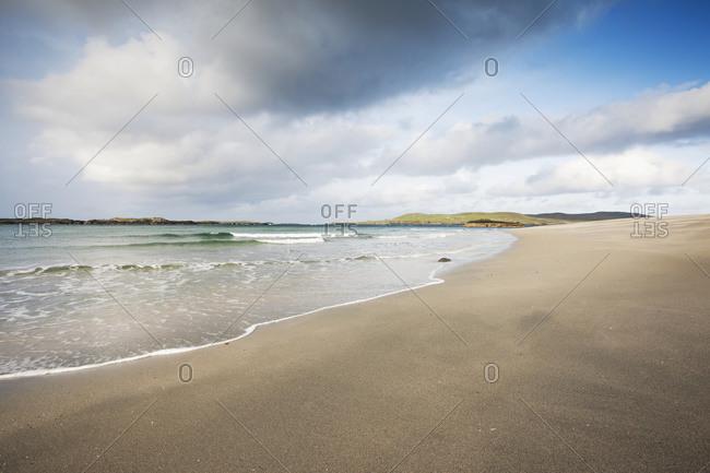 Tra Ghael beach, Inishbofin Island, County Galway, Ireland