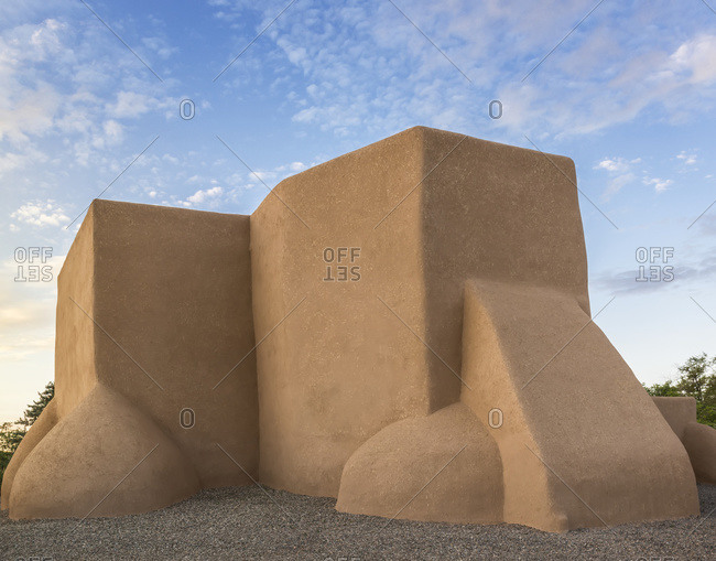 Saint Francis of Assisi Catholic Church, Rancho De Taos, New Mexico, United States of America