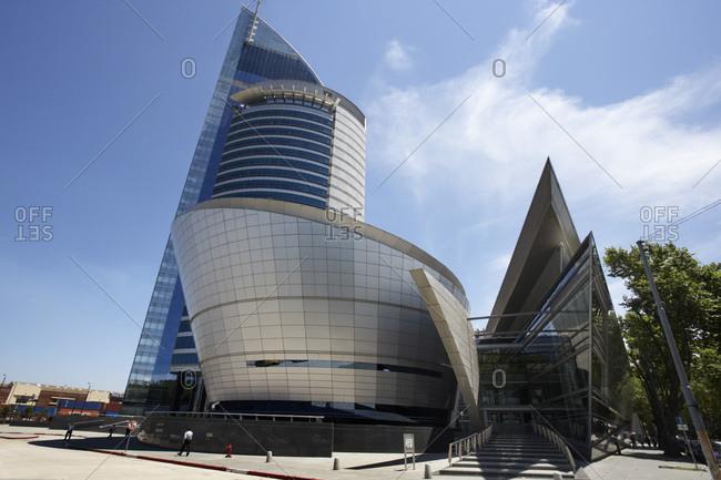 Montevideo, Uruguay - March 5, 2007: Torre de las Telecomunicaciones, Montevideo, Uruguay