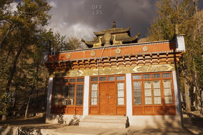 Hemis Monastery, Hemis, Ladakh, India