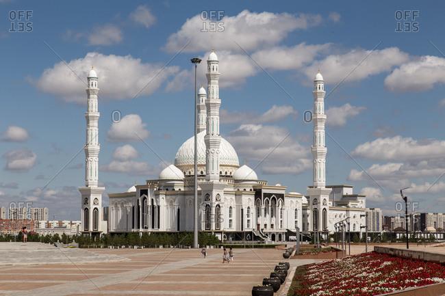 Mosque in Astana, Kazakhstan