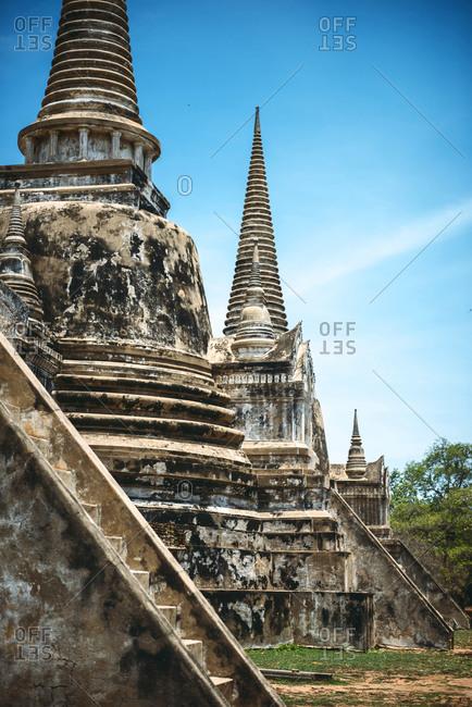 Wat Phra Si Sanphet, Phra Nakhon Si Ayutthaya